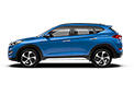 New Hyundai Tucson in Salisbury